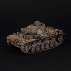 WW2 Bolt Action Germany PzKpfw III Ausf. L 1944